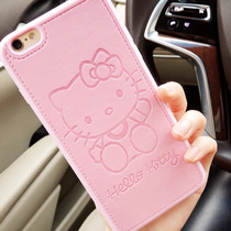 Case Funda Protector Iphone 6 6s 7 Hello Kitty