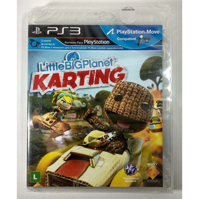 Little Big Planet Karting (lacrado) - Ps3