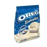 Oreo Bañadas Con Chocolate Blanco Bolsa X 204gr - Sugar