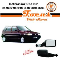 Retrovisor Externo Uno Mille Ep 85/96 C Controle Manual Par