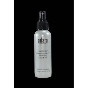 Spray Fijador De Maquillaje De Larga Duracion Marca Adara