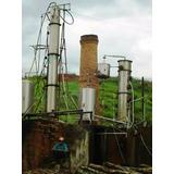 Projeto Micro Destilaria De Alcool Combustivel