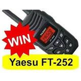 Radio Yaesu Ft-252 Vhf 5w Fm Radioamador