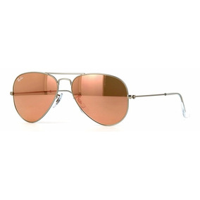 Rayban Aviador Pink De Sol Ray Ban Round - Óculos no Mercado Livre ... 8056026b35