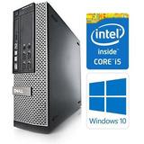 Computadora Computador Cpu Windows Pc Reacondicionado Intel