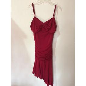 Vestido Rojo Para Fiesta T-s-m