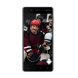 Nokia 5 Android Lte Pant. 5.2 Hd 16+2ram 13+8mpx Plata Msi