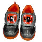 Zapatillas Luces Niño 27 Starter Regalo Navidad Zapato Amor