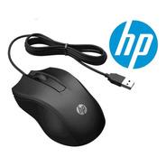 Mouse Óptico Hp 100 Usb 2.0 1600dpi
