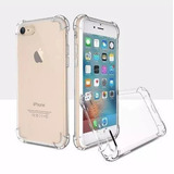 Capa Case Anti Impactol Iphone 8 / 8 Plus + Pelicula Vidro