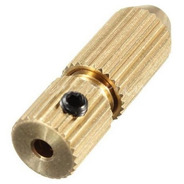Mini Mandril Pinça 0.0-0.7mm Retífica Dremel Bosh Makita