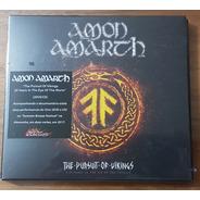 Amon Amarth- The Pursuit Of Vikings Cd Dvd