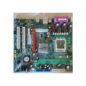 Placa Mãe Ecs 671t-m Ddr2 775 Ver 1.0 Pci Express 16x 100%