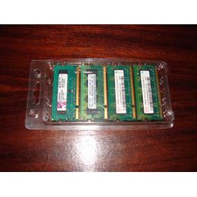 Hynix, Samsung & Kingston - Memorias Para Laptops (nuevas)