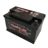 Bateria Batcar 12x75 B75 Larga Blindada Libre Mantenimiento