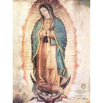 Lienzo Virgen De Guadalupe, Tamaño Basílica, 1.26x1.76 M