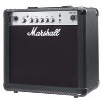 Amplificador Caixa Marshall Mg Series Mg15cf 15w Guitarra