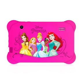 Tablet Multisaser Disney Princesas Nb239, 8gb - Onofre Agora