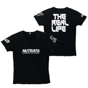 Camiseta Masculina - Nutrata 3cca6e40882