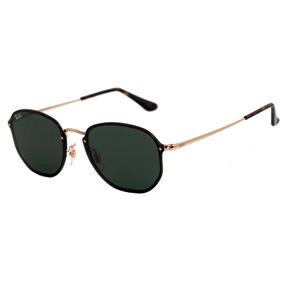 54aa8e326c29e Oculos Blaze Hexagonal Ray Ban - Óculos De Sol no Mercado Livre Brasil