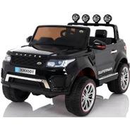 Auto A Bateria Camioneta 12v 4x4 Con Control Remoto Y Mp3