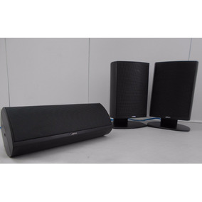 Jamo A3cen Home Theater . Canal Central / Bocinas Laterales