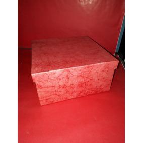 Caja Artesanal Carton Rigido 20*20*10