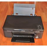 Impresora Multifuncion Epson Tx 125