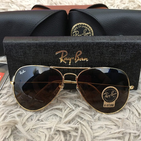 Oculos Rayban Masculino De Sol Ray Ban Aviator - Óculos em Minas ... 171fd1ed36