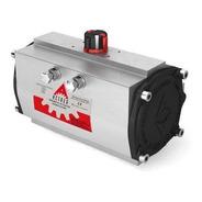Actuador Neumático Doble Efecto Actreg - 77 Nm @ 6 Bar