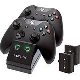 Venom Xbox One Twin Docking Station Con 2 X Baterías Recarg