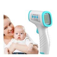 Termômetro Digital Infravermelho Laser Medidor De Febre C/nf