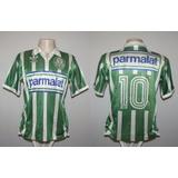 Camisa Palmeiras adidas Parmalat 1992 #10
