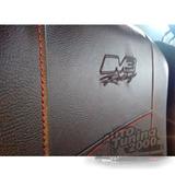 Fundas Cubre Asientos Cuero Chevrolet Spin 7 Asientos