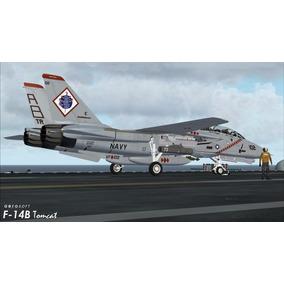(fsx)combat Grumman F-14d Super Tomcat