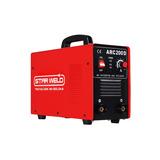 Máquina De Solda Inversora Tig Starweld Arc-200 110/220v