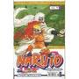 Novo Hq Gibi Manga Naruto Masashi Kishimoto Gold Edition 11