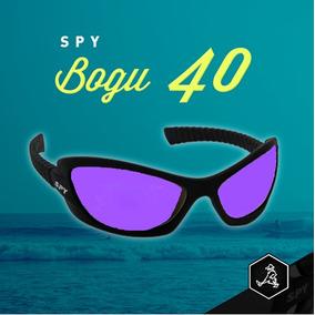 Óculos De Sol Spy Original - Bogu 40 Preto - Lente Ruby