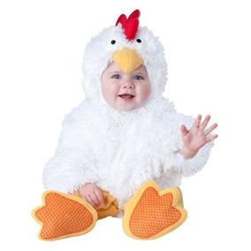 Disfraz Para Niña Traje De Pollo Cutie Cluckin