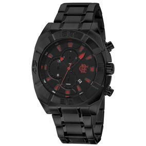 Relógio Masculino Technos Flamengo Analógico Flaos10aa/3p