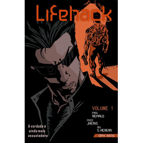 Lifehack - O Alvorecer Dos Deuses (ecomcis)