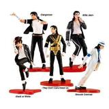 Michael Jakson Set X 5 Figuras Original Chaoer