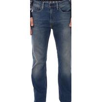 Calça Jeans Estonada Masculina 505 Levis