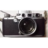 Máquina Fotográfica Leica Excepcional.