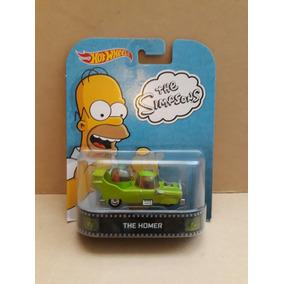 Hot Wheels Serie Retro Te Simpsons (j-86)
