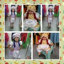 Oferta Disfraz Muñeca