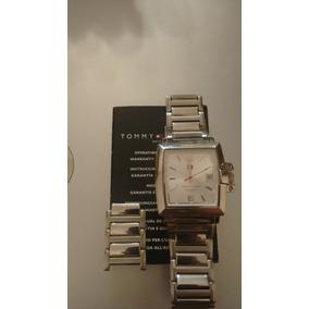 Reloj Tommy Hilfiger Opción Pago C/tarjeta Sin Interés.