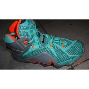 Nike Lebron 12 Botas Basket
