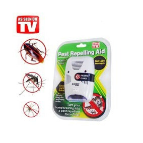 Repelente Eletronico Zika Zica Virus Perlinongo Riddex Plus