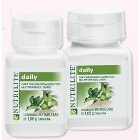 Nutrilite ... Multivitaminico Daily 30 Tabletas... Amway